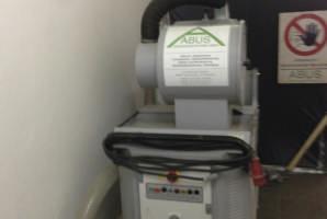 Industrie- Asbestsauger Klasse H