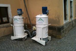 Industriesauger Asbest Nilfisk Klasse H