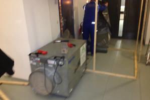 Unterdruckanlage RLA 4500 qm/h