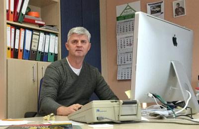 Geschäftsführung - Andreas Buske