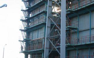 Asbestsanierung Kraftwerkskessel