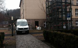Schimmelpilzsanierung TU Dresden, Cotta Bau