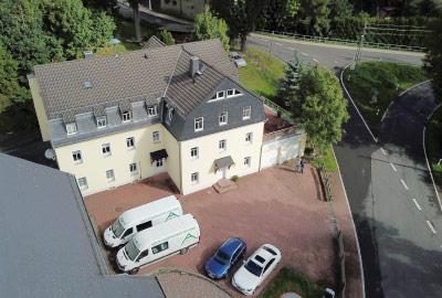 Ansicht Firmensitz ABUS Sanierungstechnik GmbH
